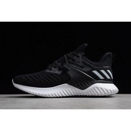 Men Adidas AlphaBounce Beyond 2 M Black-White