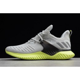 Men Adidas AlphaBounce Beyond 2 M Grey-Black-Green