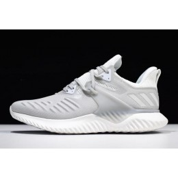Men Adidas AlphaBounce Beyond 2 M Grey-White BD7095
