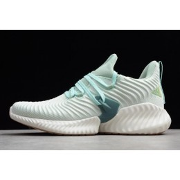 Men Adidas AlphaBounce Instinct CC M Ash Green-Vapour Grey