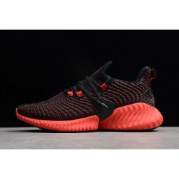 Men Adidas AlphaBounce Instinct CC M Red-Black BD7113