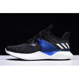 Men Adidas Alphabounce Beyond 2 M Black-Royal Blue-White