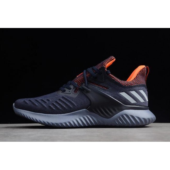 Men Adidas Alphabounce Beyond 2 M Navy Blue-Orange