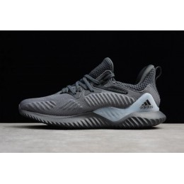 Men Adidas AlphaBounce HPC AMS 3M Pale Grey CG4765