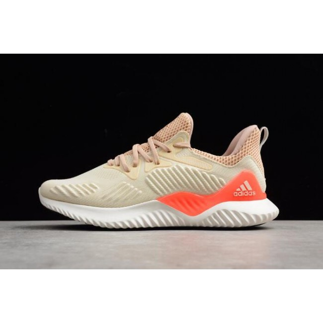 Men Adidas Alphabounce Beyond Linen-Chalk White-Ash Pearl