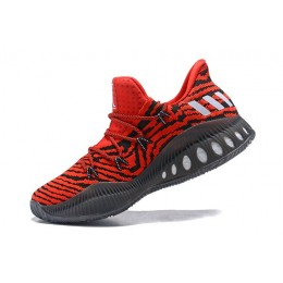 Men Adidas Crazy Explosive Low Tiger Red Red-Core Black