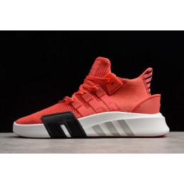 Men/Women Adidas EQT Bask ADV Real Coral-White-Black B22642