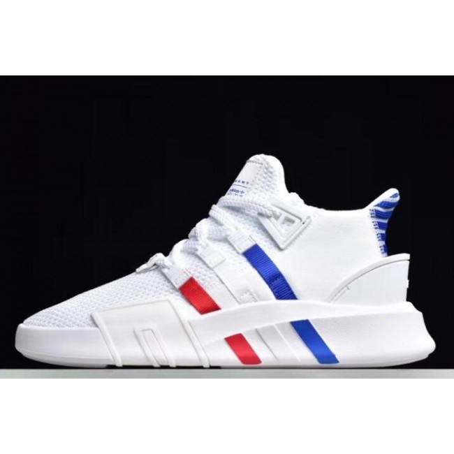 Men/Women Adidas EQT Basketball ADV White Blue Red