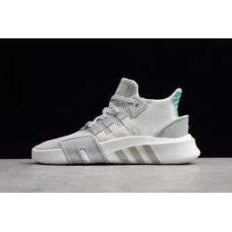 Men/Women Adidas EQT Bask ADV Grey-Green-White