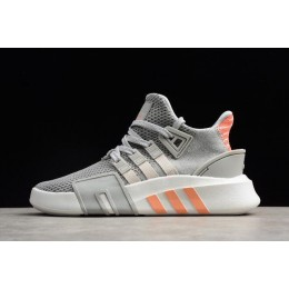 Men/Women New Adidas EQT Back ADV Grey Two-Orange-White AC7351