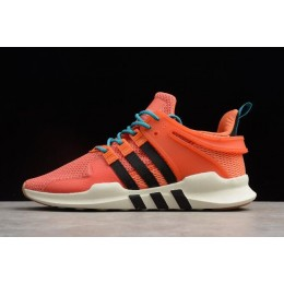 Men 2018 Adidas EQT Support ADV Summer Trace Orange