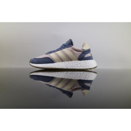 Men/Women Best Price Authenic Adidas Iniki Runner Boost Purple White