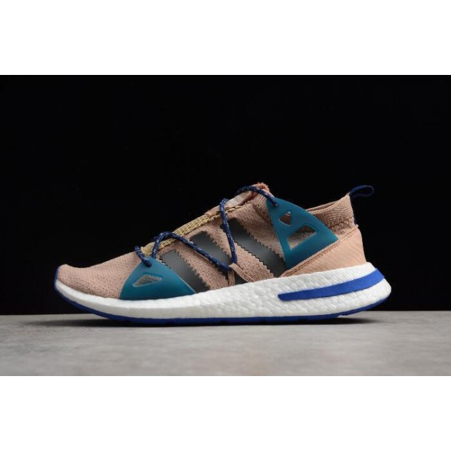 Men/Women Adidas Arkyn Boost Ash Pearl-Grey-Noble Indigo