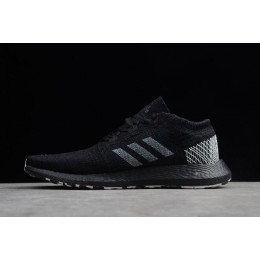 Men/Women Adidas Pure Boost GO Black