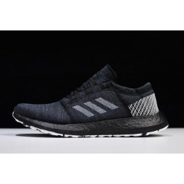 Men Adidas Pure Boost GO LTD Black-Carbon-White
