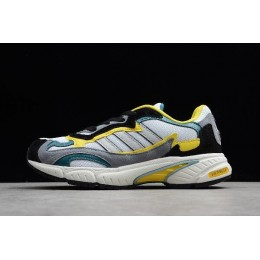 Men/Women Adidas Temper Run Black-Onix-White