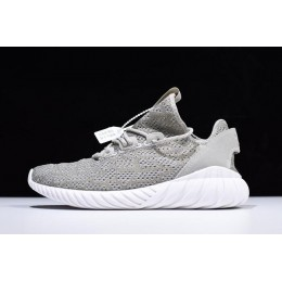 Men/Women Adidas Tubular Doom Sock Primeknit Sesame