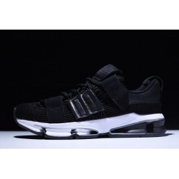 Men/Women Adidas Twinstrike ADV Black-White Size