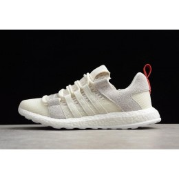 Men Adidas Twinstrike ADV Cream-Grey-White-Gym Red