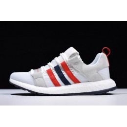Men Adidas Twinstrike ADV White Grey Red Navy