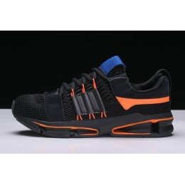 Men Adidas Twinstrike ADV Black Orange