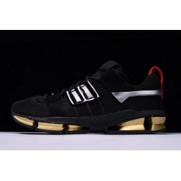 Men New Adidas Consortium Twinstrike ADV Black Gold Silver Red