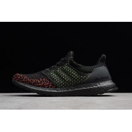 Men 2018 Adidas Ultra Boost Clima 4.0 Core Black-Solar Red