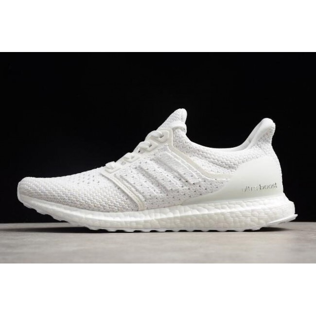 Men 2018 Adidas Ultra Boost Clima 4.0 Triple White