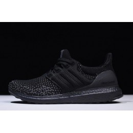Men Adidas Ultra Boost Clima LTD Triple Black