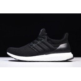 Men/Women New Adidas Ultra Boost UB4.0 Hollow Black White