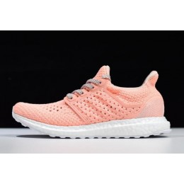 Women Adidas Ultra Boost V-DAY UB4.0 Pink-White