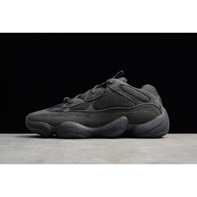 Men/Women New Adidas Yeezy 500 Boost Utility Black Size