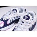 Men/Women Dragon Ball Z x Adidas Originals YUNG-1 White-Purple-Pink