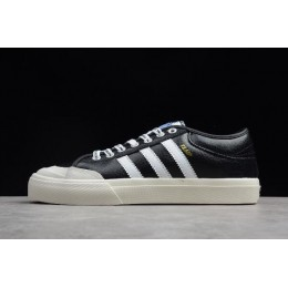 Men/Women Adidas Matchcourt x Ttap Lord Black-White