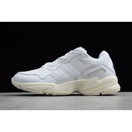 Men/Women Adidas Yung-96 Cloud White-Crystal White