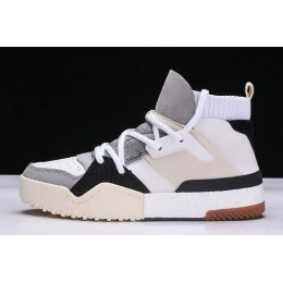 Men Alexander Wang x Adidas AW BBall White-Beige-Grey-Black