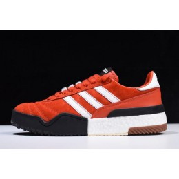 Men Alexander Wang x Adidas Originals Bball Soccer Bold Orange