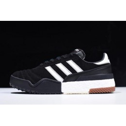 Men Alexander Wang x Adidas Originals Soccer Core Black-Cloud White