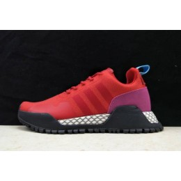 Men/Women New Adidas AF 1.4 PK Scarlet-Scarlet-Shock Purple