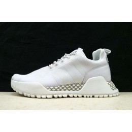 Men/Women New Adidas AF 1.4 Primeknit Footwear White-Vintage White