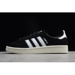 Men/Women New Adidas Campus Black-White