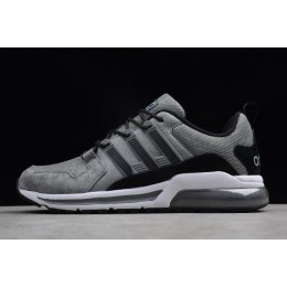 Men New Adidas Tubular Running Grey-Black AS1961