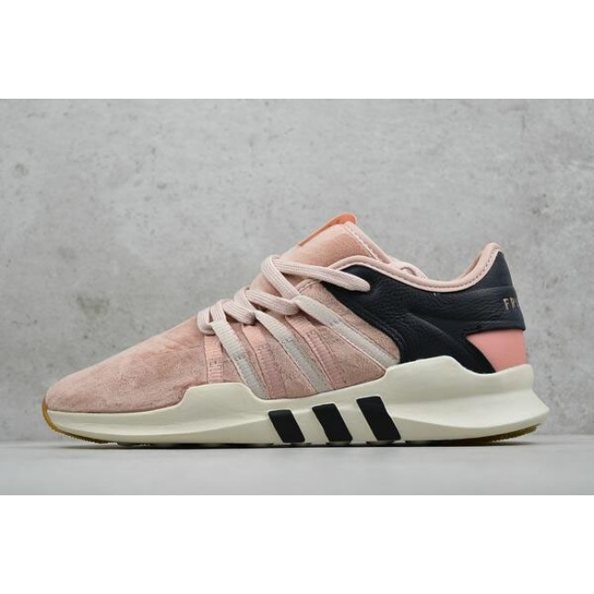 Women Overkill x Fruition x Adidas EQT Lacing ADV Pink-Black-White